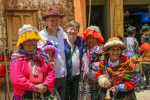 Tony & Tanya In Peru