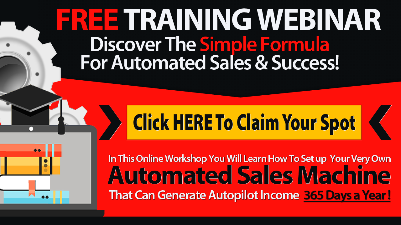 Free Training Webinar Link