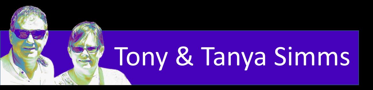 Tony and Tanya Simms